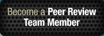 Become a Peer Review Team Member